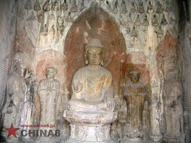 龍門洞窟の画像 p1_37