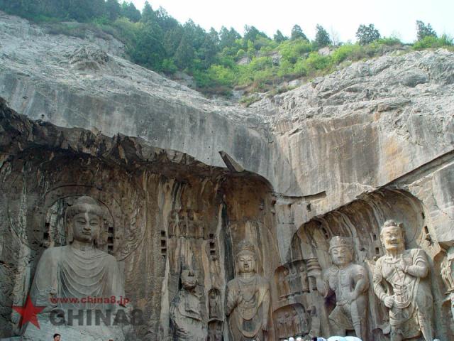 龍門洞窟の画像 p1_27