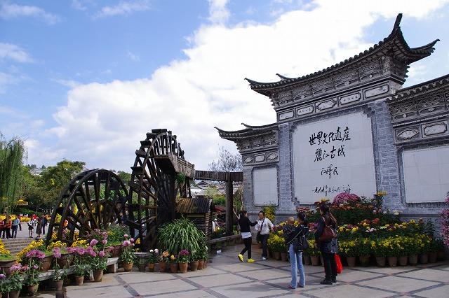 麗江古城の画像 p1_16