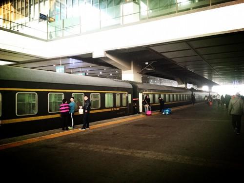 中国在来線電車