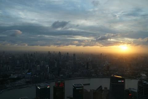 上海ワールドフィナンシャルセンタービル