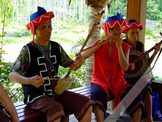リー族の民族音楽