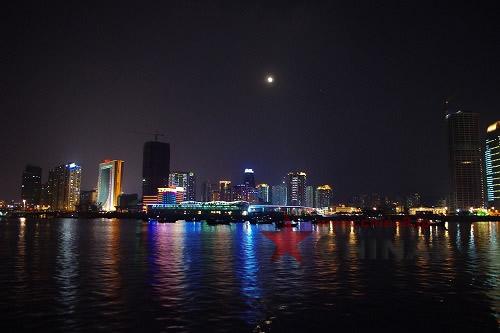 アモイの夜景
