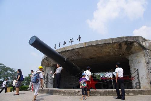 胡里山砲台