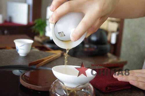 中国茶の作法