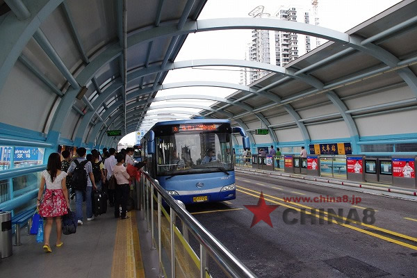BRT(バス・ラビット・トランジット)