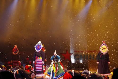 チベット族の舞